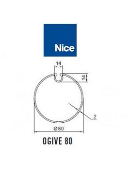 Bagues moteur Nice Era M - Era MH Ogive 80 - 515.17802