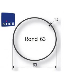 Simu - Bagues moteur Simu T5 - Dmi5 Rond 63 - 9521027 - Volet roulant