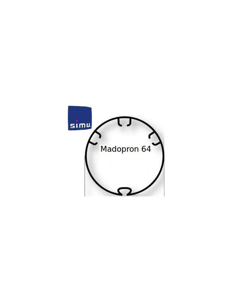 Bagues moteur Simu T5 - Dmi5 Madopron 64 - 9521016 - Volet roulant