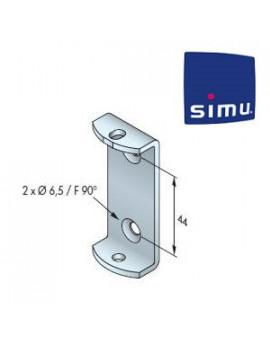 Support moteur Simu T5 - Étrier - 9012467
