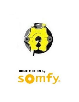 Moteur Somfy LT50 Meteor 20/17 - 1041055 - Volet roulant