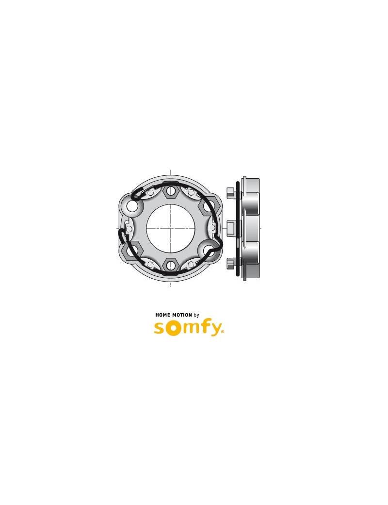 Support moteur Somfy LT50 LT60 - Universel - 9910000