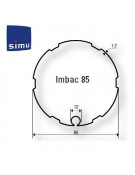 Simu - Bagues moteur Simu T5 - Dmi5 Imbac 85 - 9521013