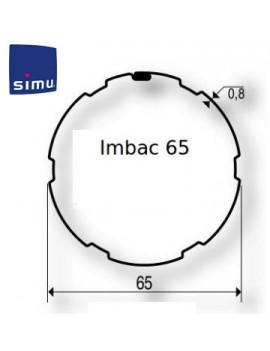 Simu - Bagues moteur Simu T5 - Dmi5 Imbac 65 - 9521017