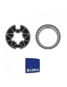 Bagues moteur Simu T6 - Dmi6 Dohner 78 - 9530107