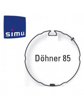 Bagues moteur Simu T6 - Dmi6 Dohner 85 - 9530108