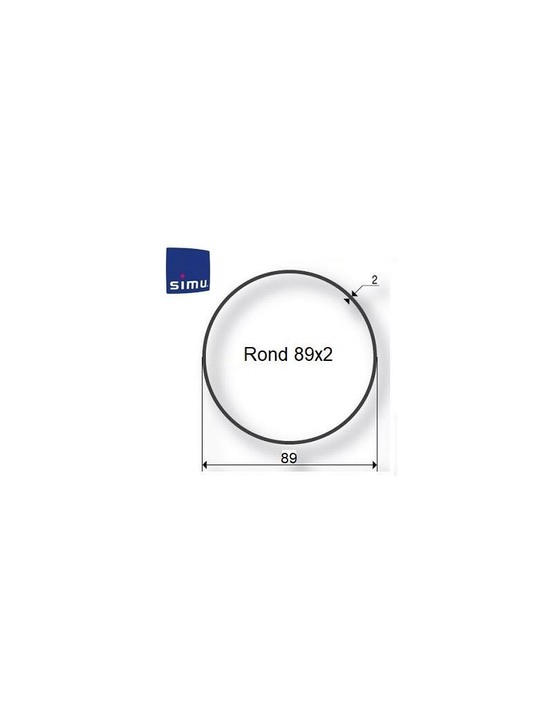 Bagues moteur Simu T6 - Dmi 6 Rond 89x2 - 9530123 - Volet roulant