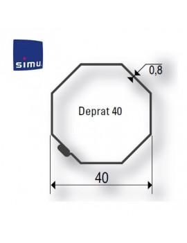 Bagues moteur Simu T3.5 Deprat 40 - 9001496