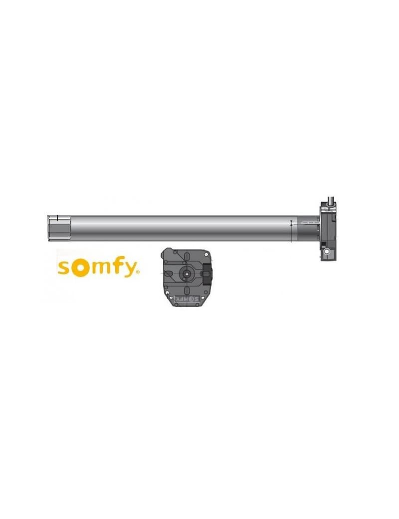 Somfy - Moteur Somfy LT50 CSI Jet 10/17 - 1037010 - Volet roulant Store