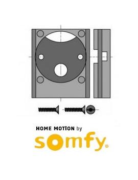 Support moteur Somfy 9500804 - LS 40 - Caisson à tiroir