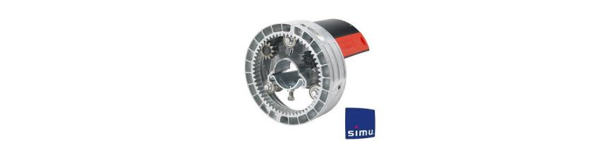 Moteur Simu Centris grille et rideau metallique