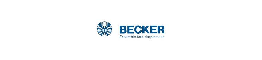 Becker - Moteur de volet roulant