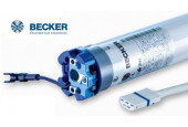Becker - Moteur de store radio