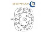 Deprat - Supports moteur