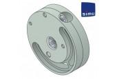 Simu - Treuil diametre 58